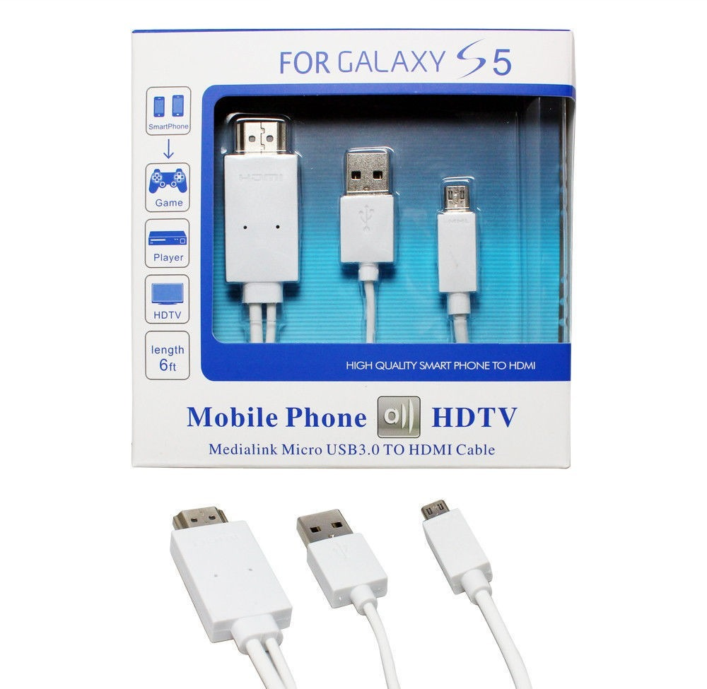 how to connect hdmi and micro usb to samsung tv