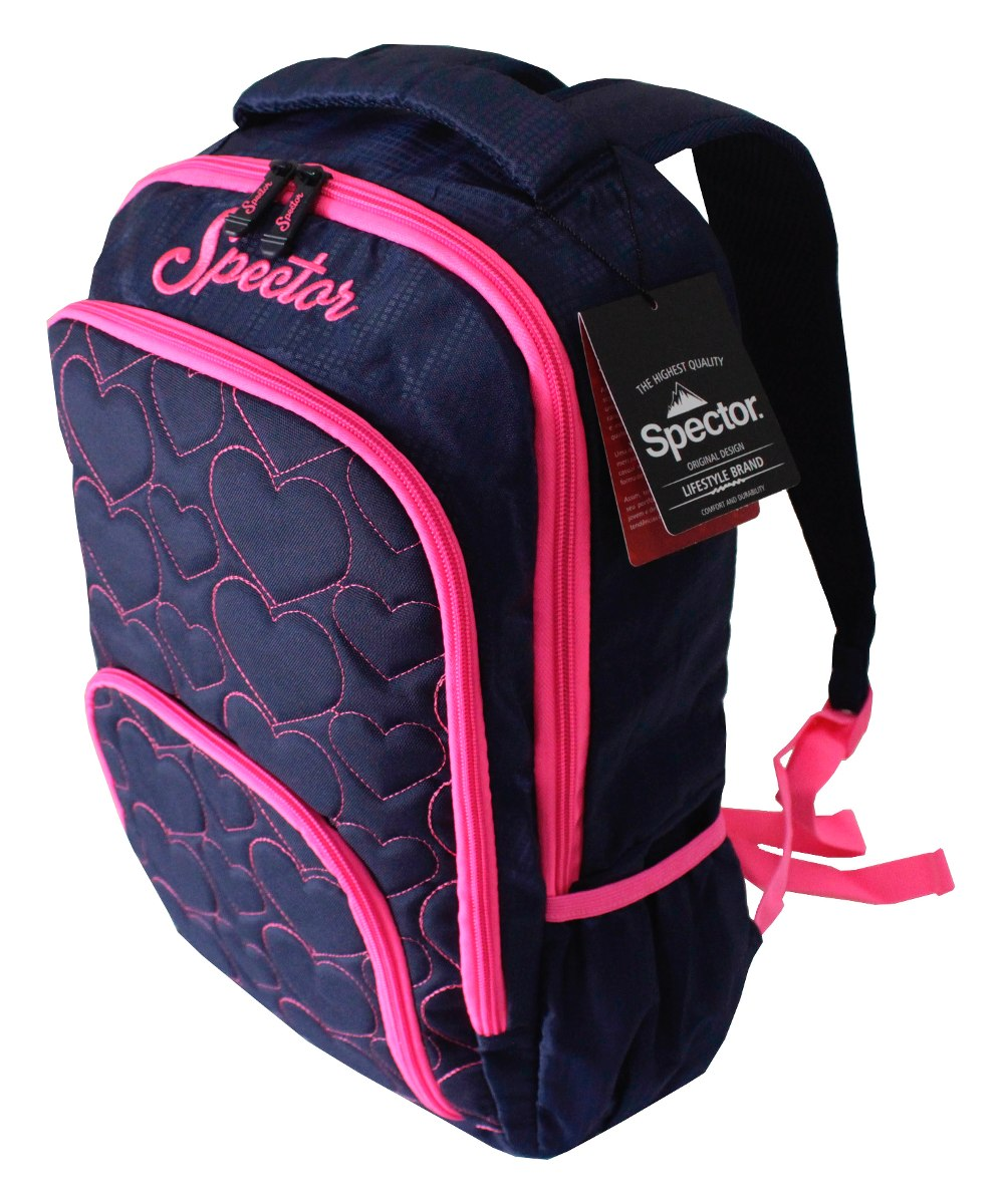 Bolsa Escolar Feminina Mercado Livre : Mochila escolar rosa feminina sport bolsa