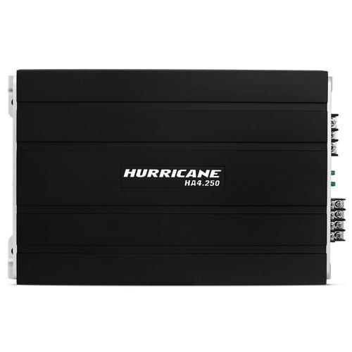 modulo hurricane ha 4.250 1000wrms 4 canais estéreo/mono