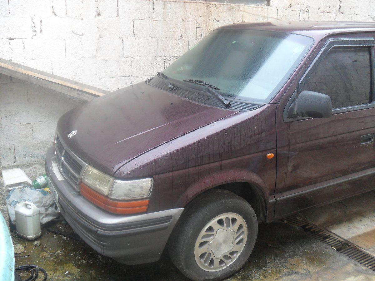 Motor De Arranque Da Dodge Caravan/grand Caravan 3.3 V6 94 ...