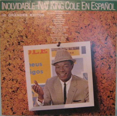 nat king cole - nat king cole en español - 1981