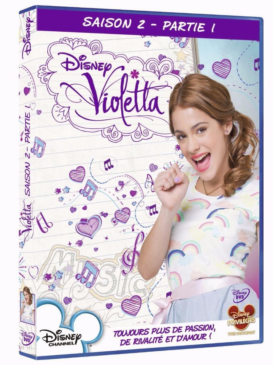 Novela Violetta 1 170 A 3 170 Temporada Brinde Sou Luna R