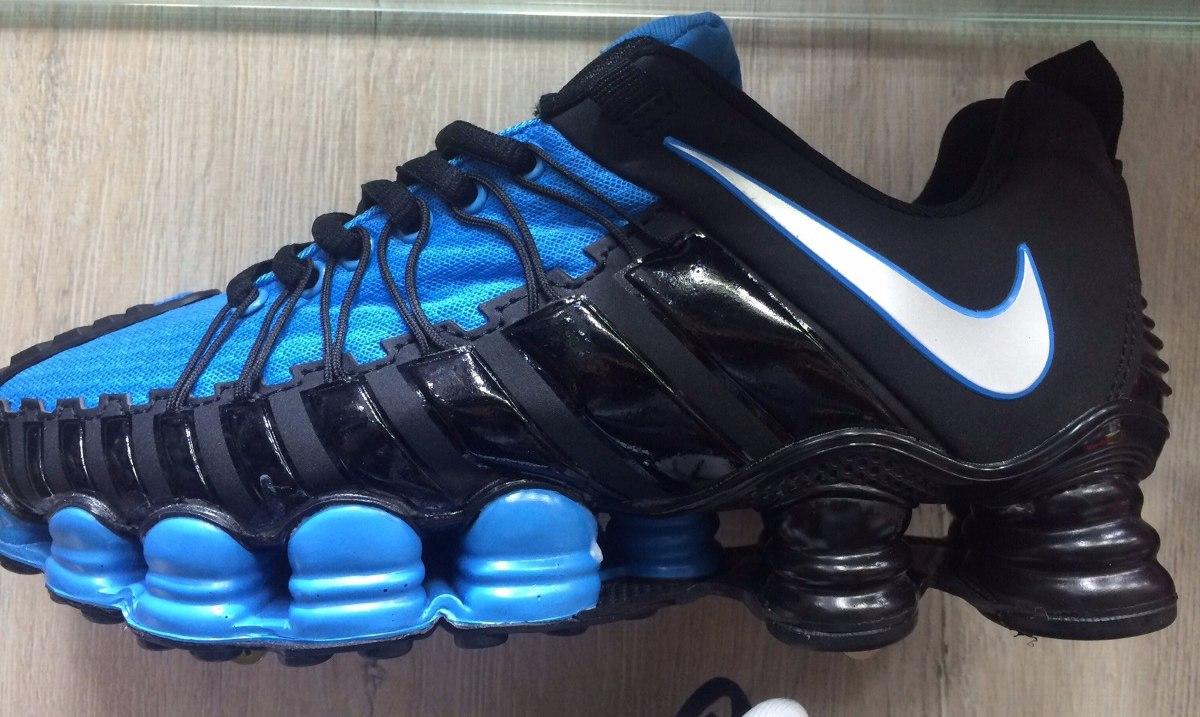 Nike Shox Tlx Blau