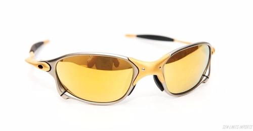 Oculos Oakley 24k Double Xx 24k Iridium Sedex Gratis Oferta - R  2.250,00 922f03ec05