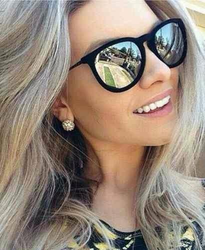 6f5d40471d881 óculos De Sol Ray Ban Feminino Mercado Livre