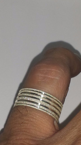 par de alianças prata 950 fosca com friso 7.5 mm 8 gramas