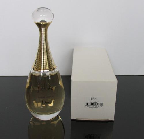 Perfume Tester J Adore: Perfume Jadore Edp 100ml Christian Dior
