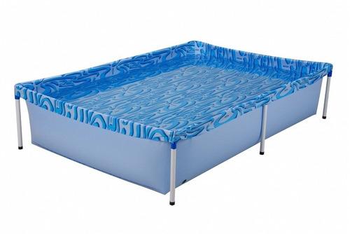 piscina infantil 1000 litros mor