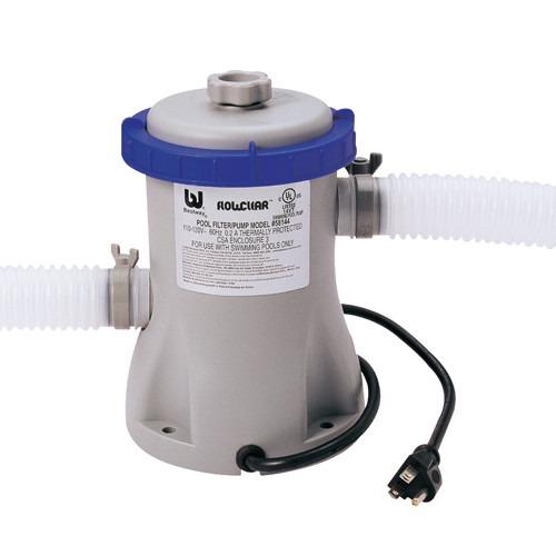 Piscina infl vel bestway intex litros com filtro for Filtro piscina intex