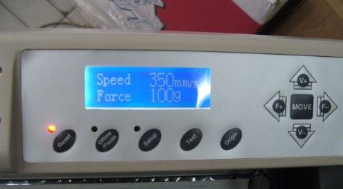 plotter de recorte 80 cm de boca - com sensor laser