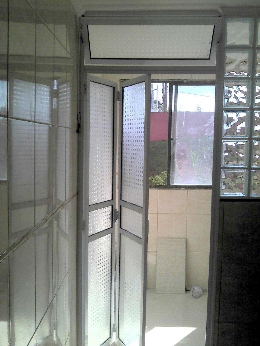 Porta Camarão De Alumínio  R$ 940,00 em Mercado Livre -> Porta Para Banheiro Pequeno Mercado Livre