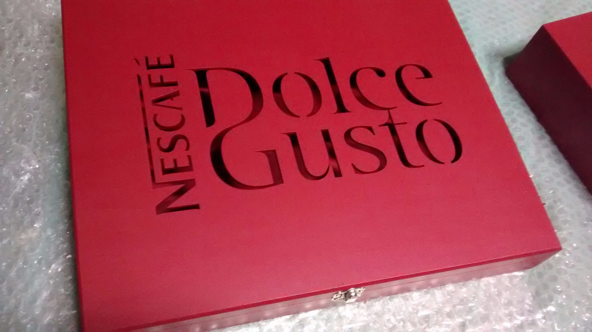 Porta c psulas vermelha dolce gusto nescaf linda - Porta cialde nescafe dolce gusto ...