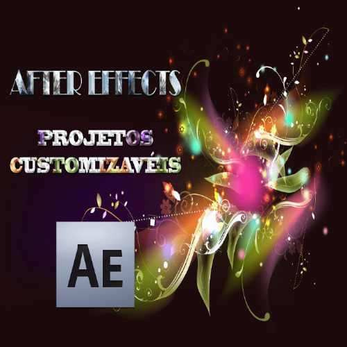 projetos after effects totalmente editaveis 12 dvd´s lotados