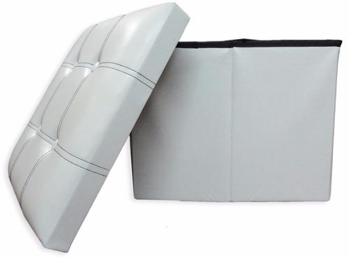Puff Bau Para Quarto Mercado Livre ~ Puff Bau Assento Dobravel Sala Quarto Sofa Porta Treco  R$ 69,70 em