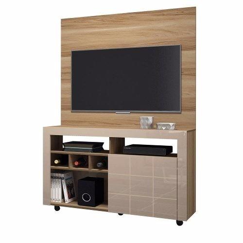 Adesivo De Parede Quarto Bebe ~ Rack Com Painel Pequeno Para Tv 32 Polegadas Am Escuro R$ 309,90 em Mercado Livre