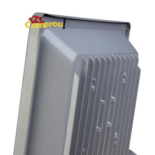 refletor holofote led rgb 50w ip65 bivolt - frete grátis
