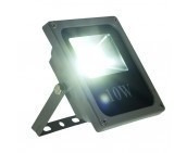 refletor led 10w holofote luz branco bivolt prova dagua ip66