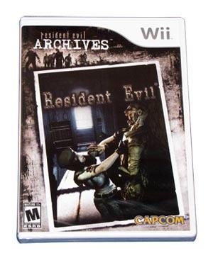 resident evil archives: resident evil - wii - lacrado!