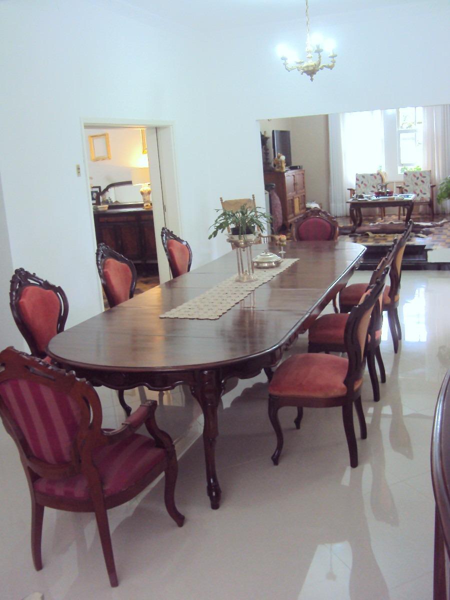 Moveis Luis Xv Sala De Jantar ~ Sala De Jantar Luis Xvantiga 8 Cadeiras E Buffet  R$ 16000,00 em