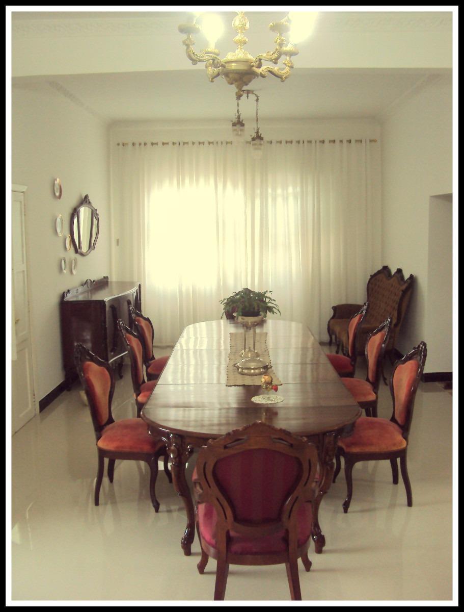 Buffet Sala De Jantar Venda ~ Sala De Jantar Luis Xvantiga 8 Cadeiras E Buffet  R$ 16000,00 em