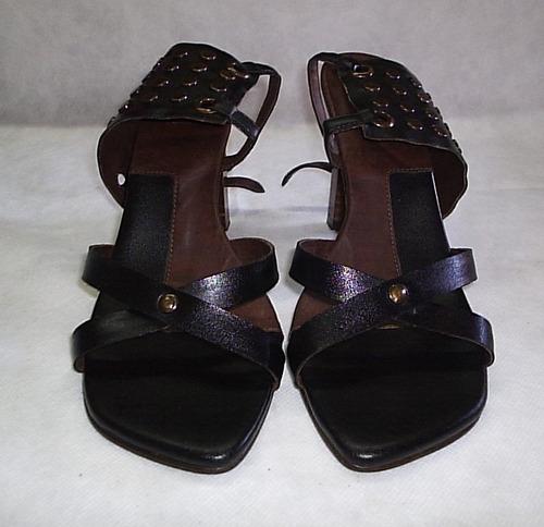 sandália drops de menta