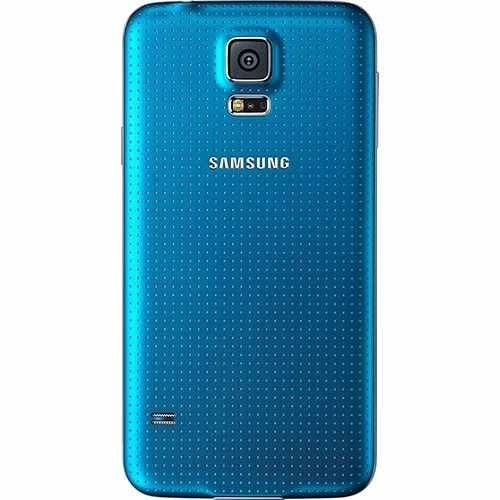 smartphone samsung galaxy s5 g900 desbloqueado azul r. Black Bedroom Furniture Sets. Home Design Ideas