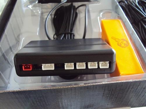 somente módulo central do sensor ré estacionamento re