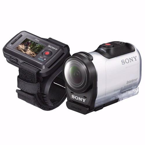 sony hdr-az1vr action cam mini com live view remote watch