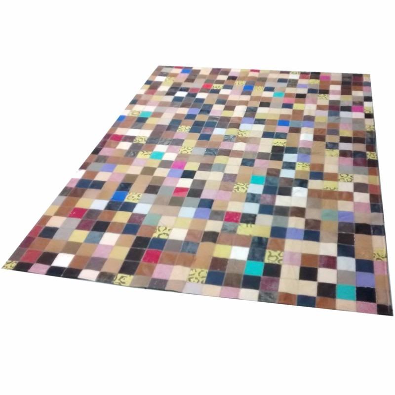 Tapete de couro colorido 1 50x2 00 sem pelos r 390 00 for Ecksofa 2 50x2 00