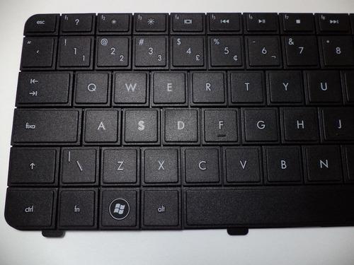 teclado do notebook hp g42-440br