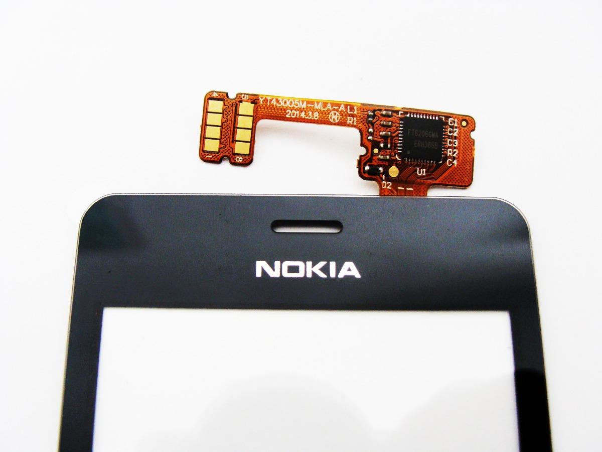 Tela Touch Nokia Asha N501 501 - R$ 39,90 em Mercado Livre