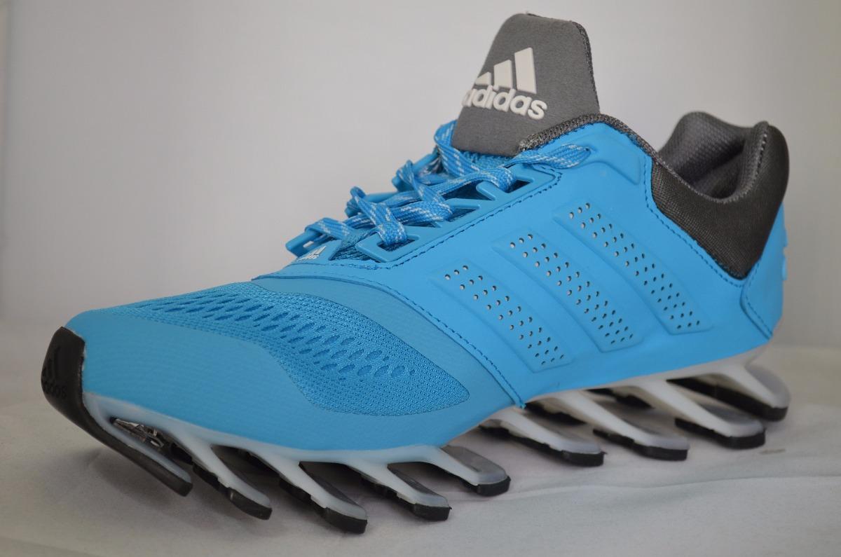 73b867d8375 adidas springblade azul claro