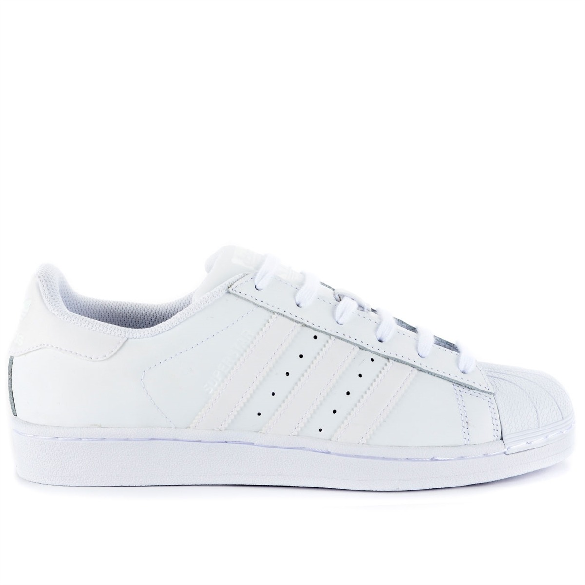 Adidas Originals Superstar Foundation White/Green BY3715