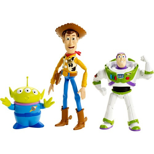 Toy Story Escape The Claw - Buzz Lightyear - Woody E Alien - R$ 209,00 ...