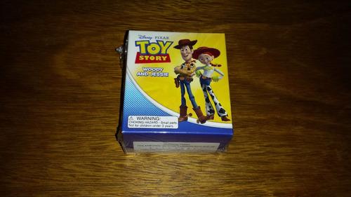 Toy Story Woody And Jessie Miniaturas Bonecos Estatuas - R$ 52,00 em ...