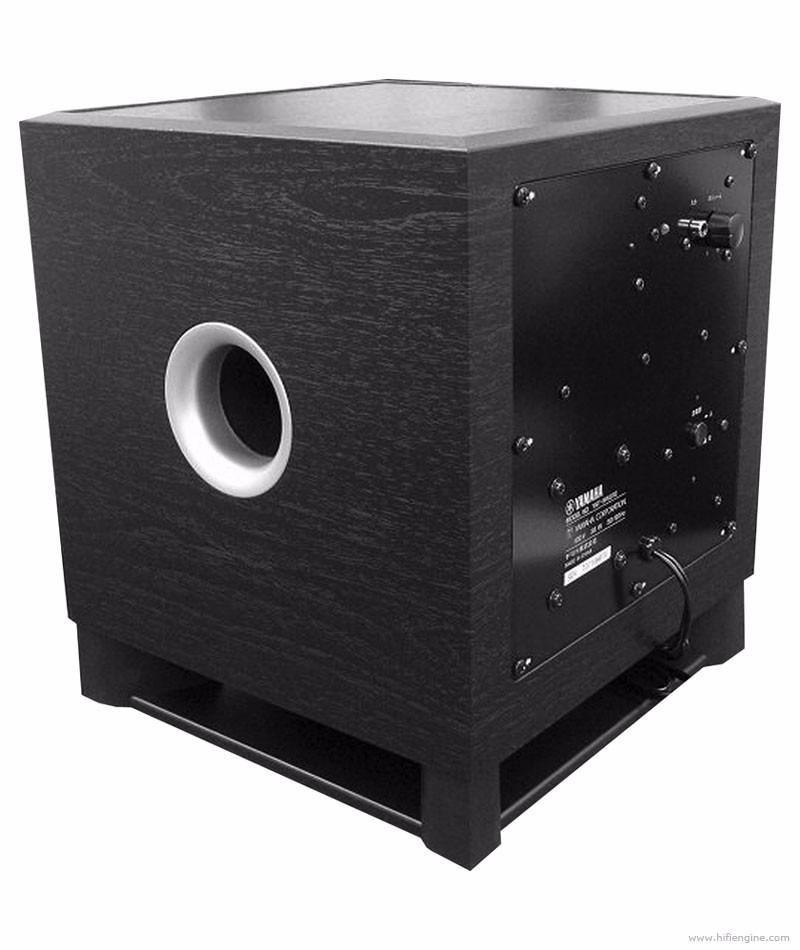 Yamaha yst sw315 subwoofer 10 39 39 ativo 270 w rms novo r for Yamaha 10 speaker